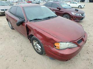 Pontiac Grand Am SE 2003