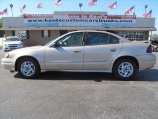 Used 2003 Pontiac Grand Am SE in Collinsville, Oklahoma