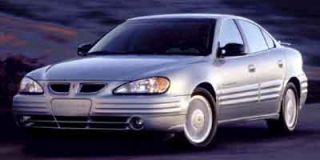 Pontiac Grand Am SE 2001