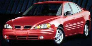 Pontiac Grand Am SE 2000