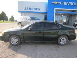 Used 2000 Pontiac Grand Am SE in Holdrege, Nebraska