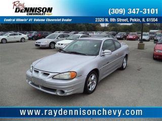 Used 2001 Pontiac Grand Am GT in Pekin, Illinois