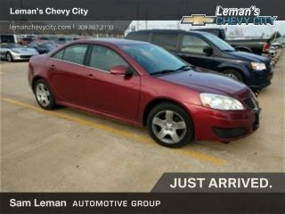 Used 2010 Pontiac G6 in Bloomington, Illinois