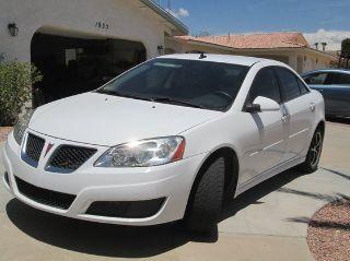 Pontiac G6 2010