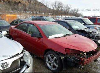 Pontiac G6 SE 2007