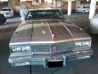 Used 1984 Oldsmobile Ninety Eight In Los Angeles California