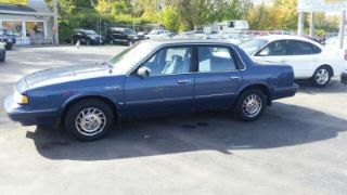 Oldsmobile Cutlass Ciera S 1994
