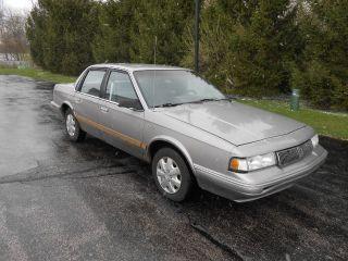 1996 Oldsmobile Cutlass Ciera SL