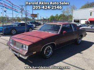 Oldsmobile Cutlass Supreme 1984