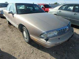 Oldsmobile Ninety Eight Regency Elite 1995
