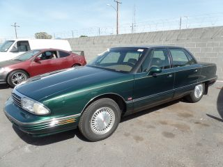 1995 Oldsmobile Ninety Eight Regency Elite