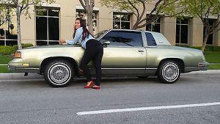 Used 1987 Oldsmobile Cutlass Supreme Brougham In Santa Ana California
