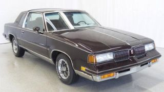 Used 1988 Oldsmobile Cutlass Supreme Classic In Grand Rapids Michigan
