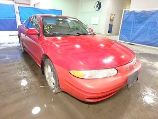 Oldsmobile Alero GL 2002