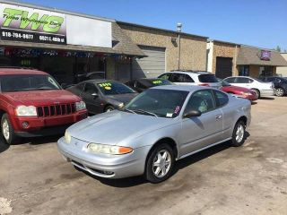 Used 2003 Oldsmobile Alero GL in Tulsa, Oklahoma