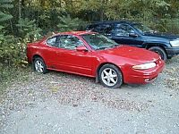 Oldsmobile Alero GL 2001