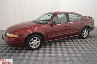 Oldsmobile Alero 2002
