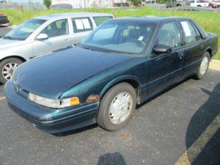 Used 1997 Oldsmobile Cutlass Supreme SL in Saint Johns, Michigan