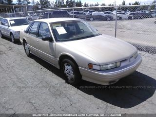 Oldsmobile Cutlass Supreme S 1994