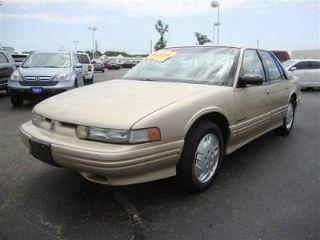 Oldsmobile Cutlass Supreme SE 1994