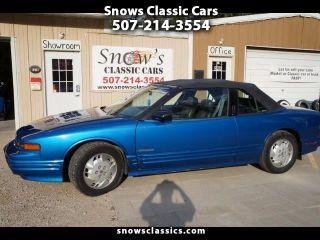 Oldsmobile Cutlass Supreme 1993