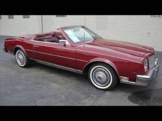 Buick Riviera 1984