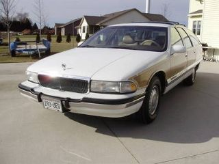 Buick Roadmaster Estate 1995