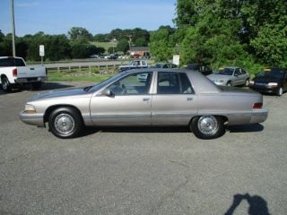 Buick Roadmaster Limited 1995