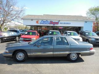 1992 Buick Roadmaster >> Used 1992 Buick Roadmaster Limited In Flushing Michigan
