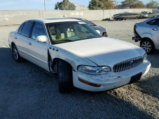 Used 2003 Buick Park Avenue Ultra in San Diego, California