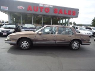 used 1989 buick electra park avenue in puyallup washington used 1989 buick electra park avenue in puyallup washington