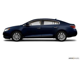 Buick LaCrosse CX 2010