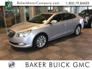 Used 2015 Buick LaCrosse Leather Group in Charleston, South Carolina