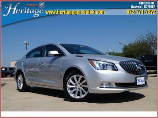 Buick LaCrosse Leather Group 2015