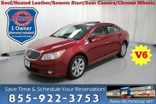 Used 2013 Buick LaCrosse Leather Group in New Richmond, Wisconsin