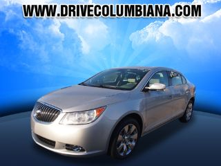 Used 2013 Buick LaCrosse Leather Group in Spring Valley, Minnesota