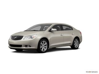 Used 2013 Buick LaCrosse Leather Group in Olathe, Kansas