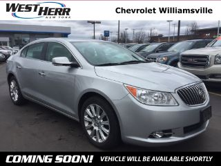 Used 2013 Buick LaCrosse Leather Group in Buffalo, New York