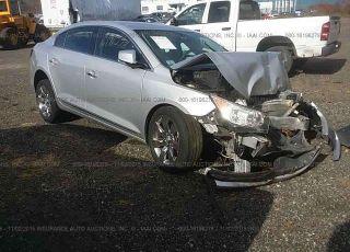 Buick LaCrosse CXL 2010