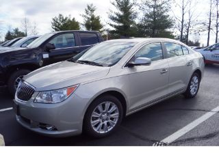 Used 2013 Buick LaCrosse Leather Group in Lawrenceville, New Jersey