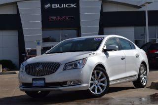 Buick LaCrosse Premium 2015