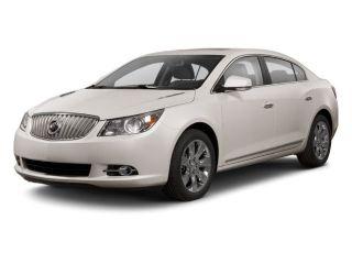 2011 Buick LaCrosse CXS