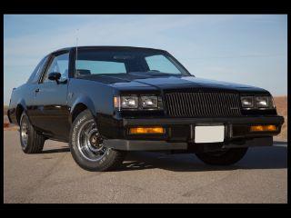 Buick Regal Grand National 1987
