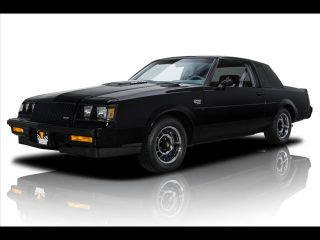 Buick Regal Grand National 1987