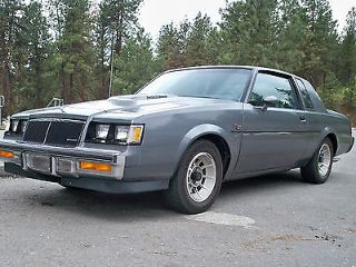 1986 Buick Regal >> Used 1986 Buick Regal In Spokane Washington