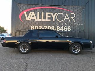 Buick Regal T Type >> Used 1986 Buick Regal T Type In Phoenix Arizona