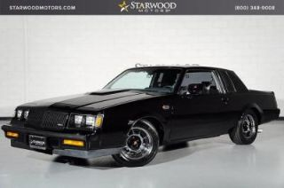 Buick Regal T Type >> Used 1986 Buick Regal T Type In Dallas Texas