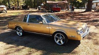 1986 Buick Regal >> Used 1986 Buick Regal Limited Edition In Auburn Alabama
