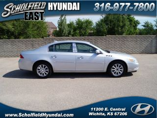 Used 2009 Buick Lucerne CXL in Wichita, Kansas