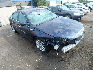 Buick Lucerne CX 2009